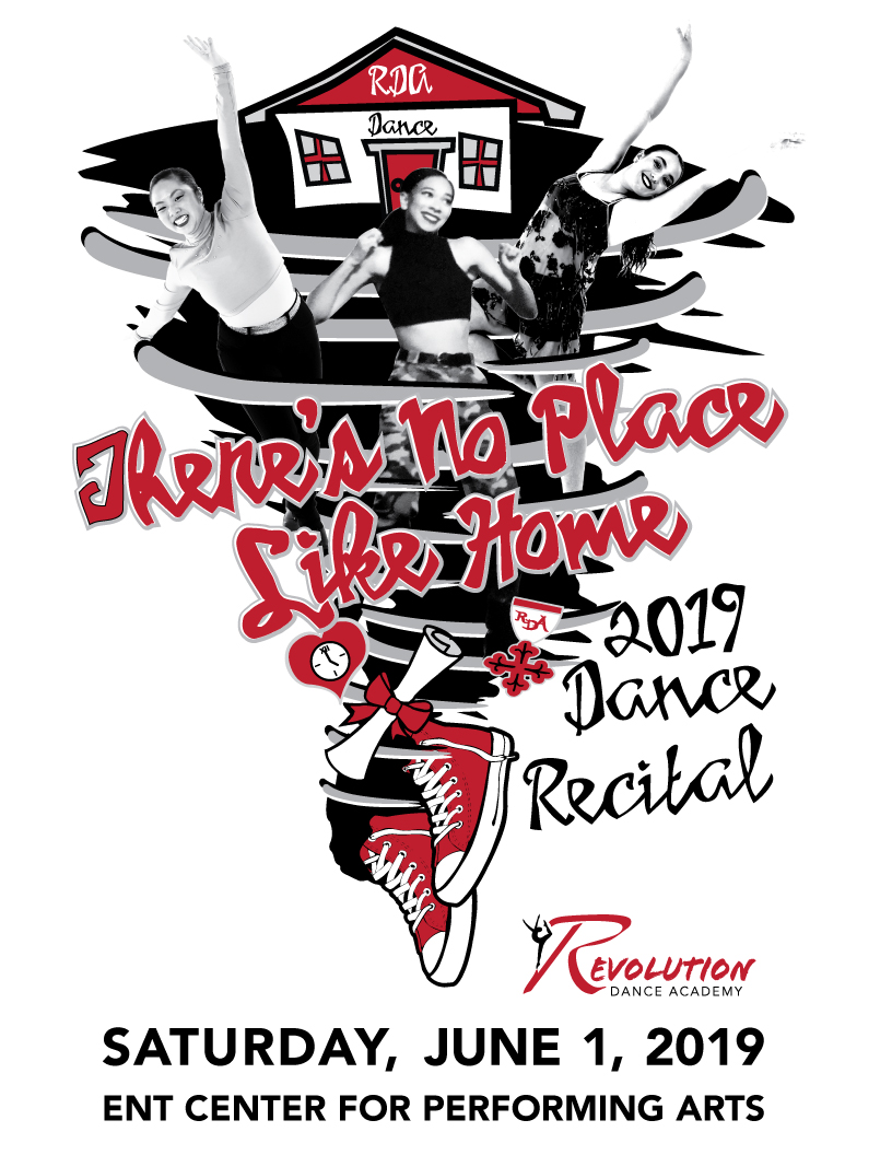 RDA There's No Place Like Home 2019 Dance Recital