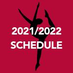 Download the 2021-2022 Season Class Schedule